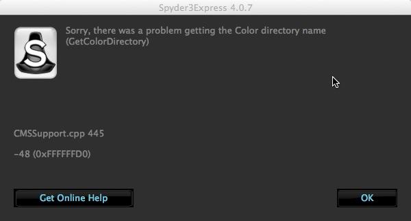 Spyder 3 pro driver download.