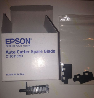 Epson 9600 cutter replacement and wipers